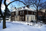 [Chancellor's Residence in the snow]