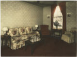 [Alumnae House sitting room]