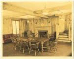 Alumnae House Pecky Cypress Room
