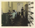 Alumnae House addressgraph room