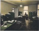 Alumnae office in Alumnae House