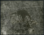 [Aerial photograph of campus area, Woman's College of the University of North Carolina]