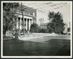 [Aycock Auditorium and Tate Street widening]
