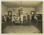 [Students Gathered in a Parlor, Late 1920s]