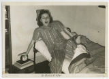 [Getting out of Bed, 1940s]