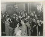 [Students at a Dormitory Dance, 1952]