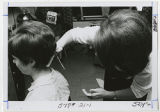 [Getting a Haircut, 1967]