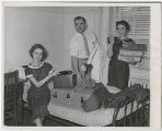 [Moving into Dorm, 1956]
