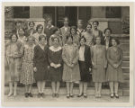 [Group Photo of Students, Late 1920s]