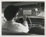 [Driving to Campus, 1964]