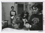 [Students in Dorm Room, 1967]