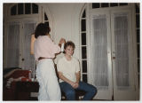 [Dormitory Hairstyling, 1988]