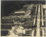 [Aerial view of South Spencer Residence Hall]