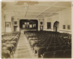 [Students' Building Auditorium]