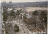 [Aerial view of Shaw Residence Hall]