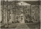 [Weil-Winfield Residence Hall entrance]