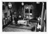 [Main living room at Chinqua-Penn Plantation]