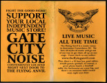 Gate City Noise flier