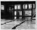 [Rosenthal Gymnasium pool]